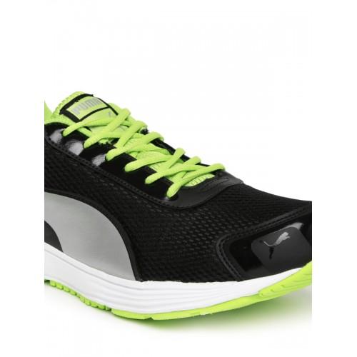 Puma Ridge Idp Black Running Shoes