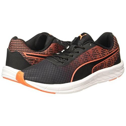 65239d5c02bcfd Buy Puma Meteor 2 Black Running Shoes online