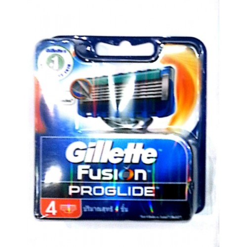 Gillette Fusion Proglide Cartridges
