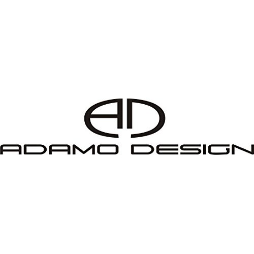 ADAMO Slim Analogue White Dial Couple Wrist Watch - AD6472SL01