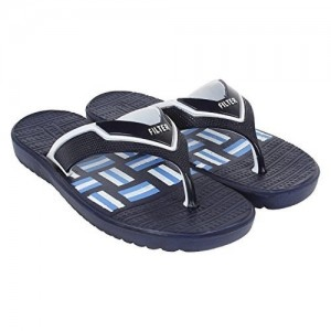 Earton Men's Blue Flip-Flops & House Flip flops