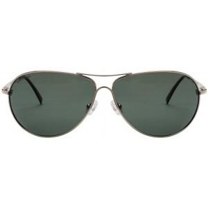 Fastrack black  Classic  Aviator Metal Sunglasses M050GR3