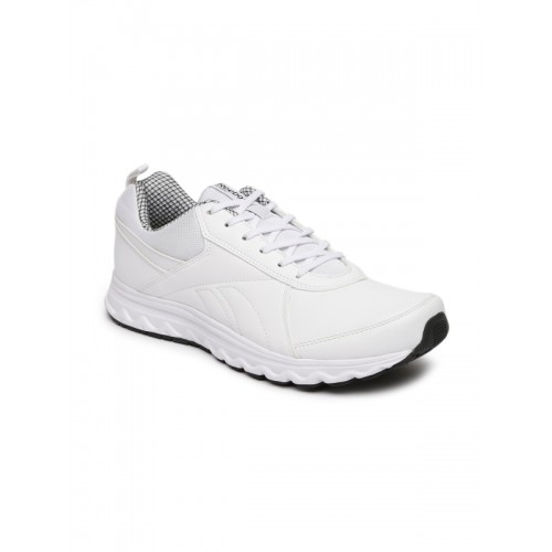 adc837d546009c Buy Reebok School Sports White Running Shoes online