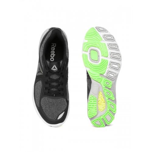 Reebok Men Black & Grey OSR HARMONY ROAD 2 Running Shoes