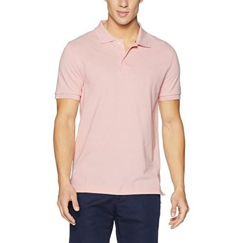 GAP Men's Solid Regular Fit Cotton Polo