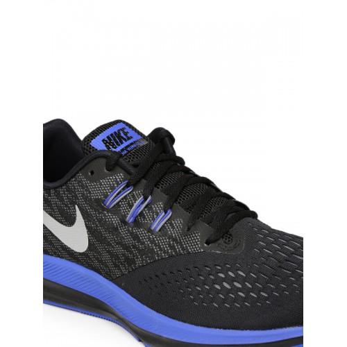 Nike Zoom Winflo 4 Black Running Shoes