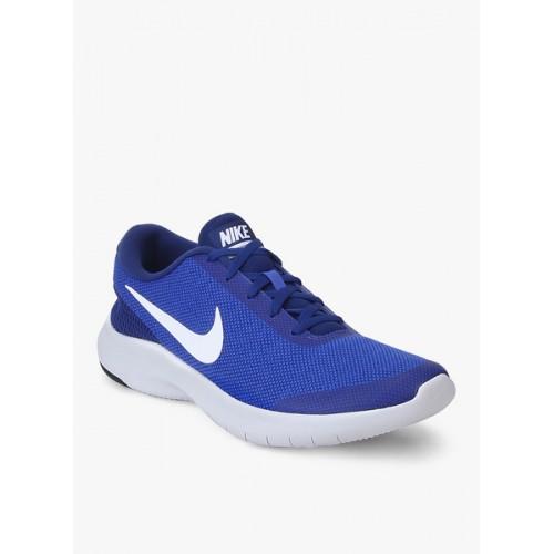 288c559bcbe9 Buy Nike Men Blue FLEX EXPERIENCE RN 7 Running Shoes online ...