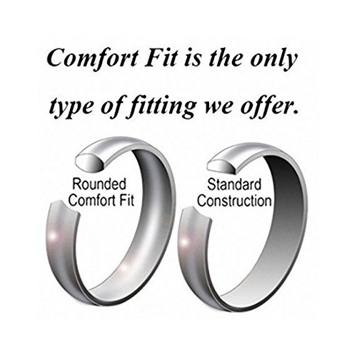 Gold Like Stainless steel Couple Rings for Engagement or as a Promise Rings
