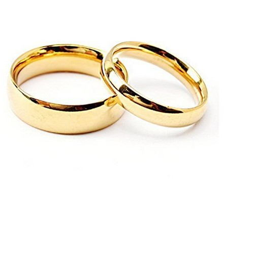 Magic Stones Platinum and Rhodium Plated Elegant Love Ring Couple Ring For Valentine day with FREE Velvet Rose as Gift ?