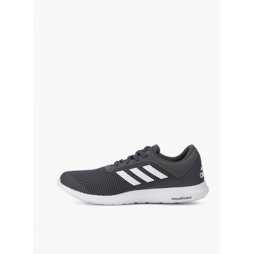 5d54f6ba653 Buy Adidas Element Refresh 3 Grey Running Shoes online