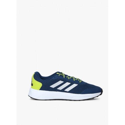 ADIDAS HELKIN M Running Shoes For Men(Navy, Green)
