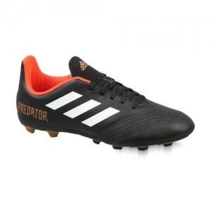 Adidas Predator 18.4 Fxg Black Football Shoes