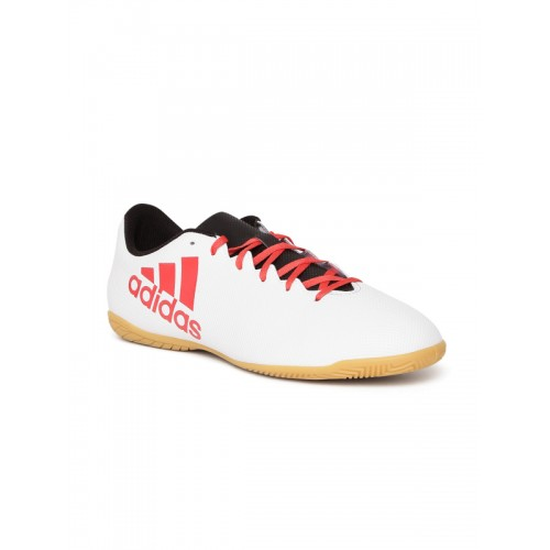 a763dec77 Buy Adidas Men White X Tango 17.4 IN Football Shoes online
