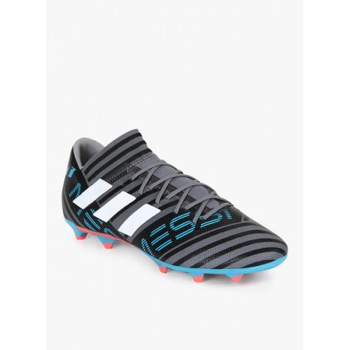 new product 2d061 6c5af ... Adidas Nemeziz Messi 17.3 Fg Grey Football Shoes ...