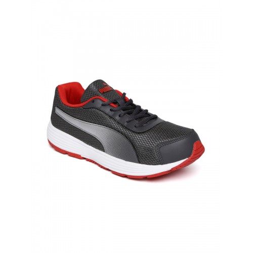 ef0ba1eb73b Buy Puma Men Grey Aeden Running Shoes online