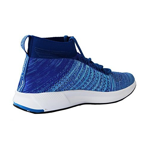 Max Air Sports Running Shoes 8846 Blue