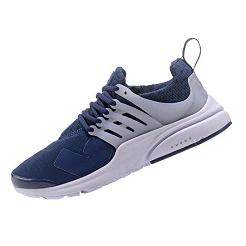 432bd86d011a Buy Max Navy Blue   Gray Running Shoes 43 online