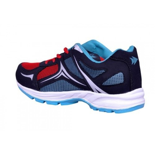 Begone Krish Red Sports Shoe for Men