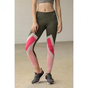 Zelocity Zelocity B-yond Skin Fit Training Legging- Grey