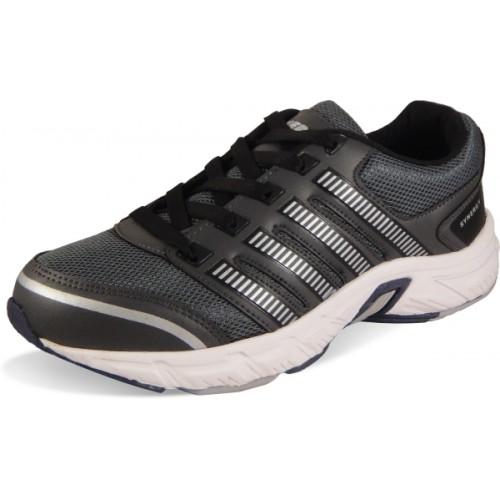 Action Synergy Men's SRH0086 Grey Running Shoes For Men