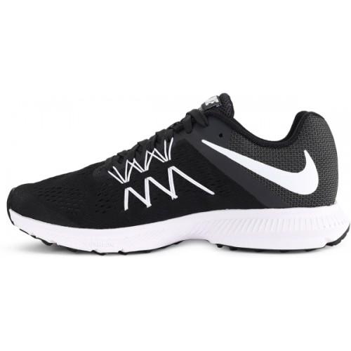 9aebccb3d391 Buy Nike Zoom Winflo 3 Black Running Shoes online
