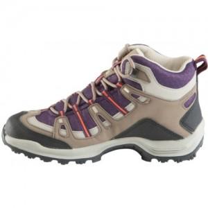 Quechua  Mid Hiking & Trekking Shoes For Women