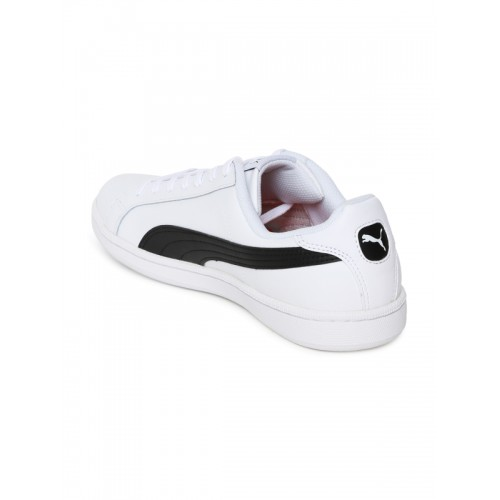43598c5e Buy Puma Men White Smash L IDP Sneakers online | Looksgud.in