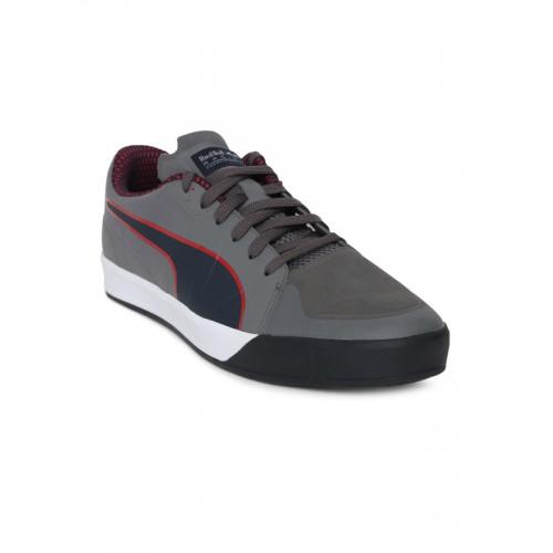 6294e169394 Buy Puma Unisex Grey RBR Rider Sneakers online