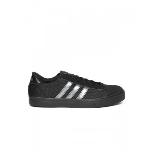 a111d5608148 Buy Adidas NEO Men Black CF Super Daily Sneakers online