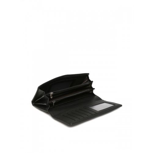 Lisa Haydon for Lino Perros Women Black Wallet
