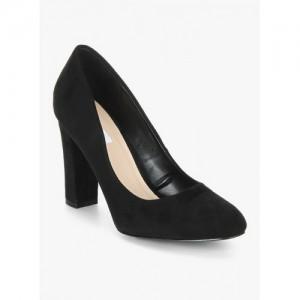 Elle Black Belly Shoes