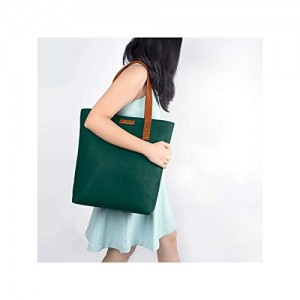 5b7f0f3a4b31 Buy mStick Women s Zipped Fashion Canvas Tote Large Space Zipper ...