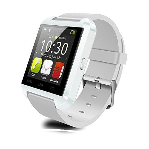 U8 White Smart Watch