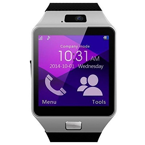 Generic Black Smart Watch