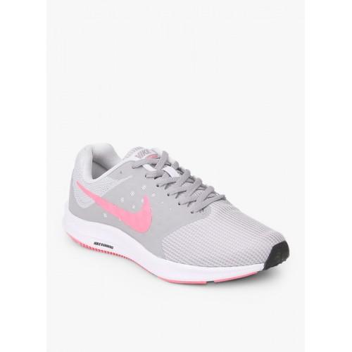 e8323eb4b3 Buy Nike Women Grey DOWNSHIFTER 7 Running Shoes online ...