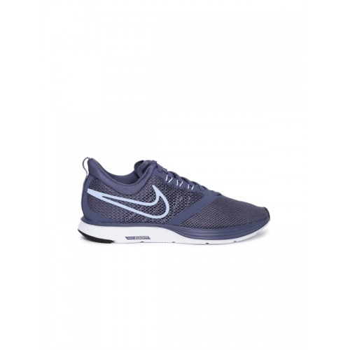12e30ab8e1a Buy Nike Women Blue WMNS ZOOM STRIKE Running Shoes online