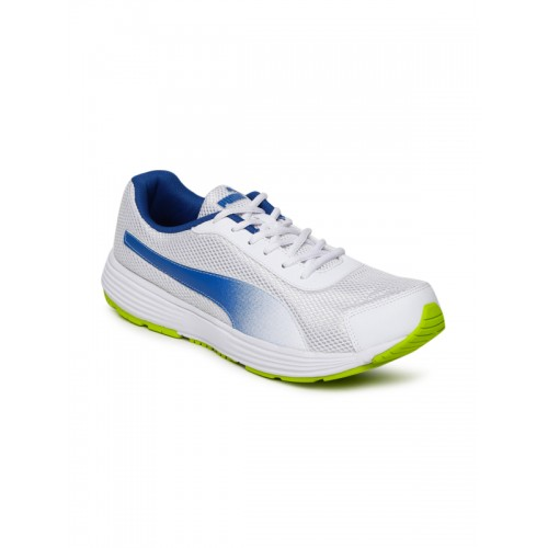 buy cheap wiki Puma White Aeden Running Shoes cheap 100% original cheap sale big discount cheap sale wholesale price cheap sale shop offer xOzLxCX