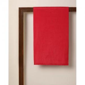 Pretty Woman Red Cotton Silk Dupion Woven Blouse Fabric