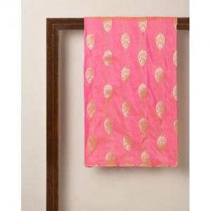 Pretty Woman Zari Brocade Asharfi Blouse Fabric