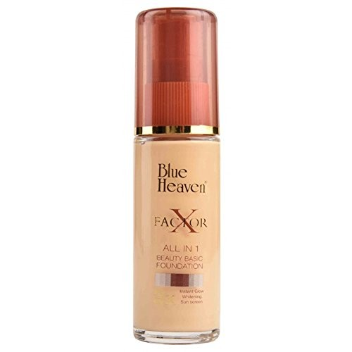 Blue Heaven X Factor Foundation 30ml (NATURAL)