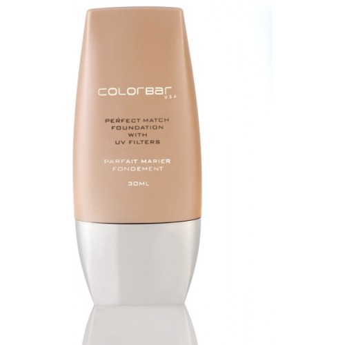 Colorbar Perfect Match Foundation, Skin Color Beige 002