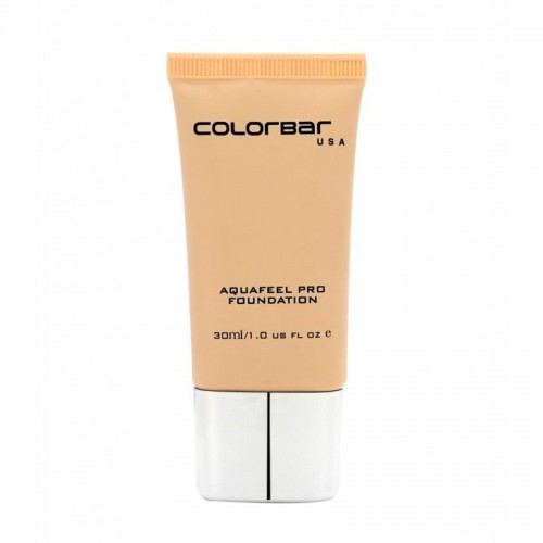 Colorbar Aqua Feel Pro Foundation, Apple Crunch, 30ml