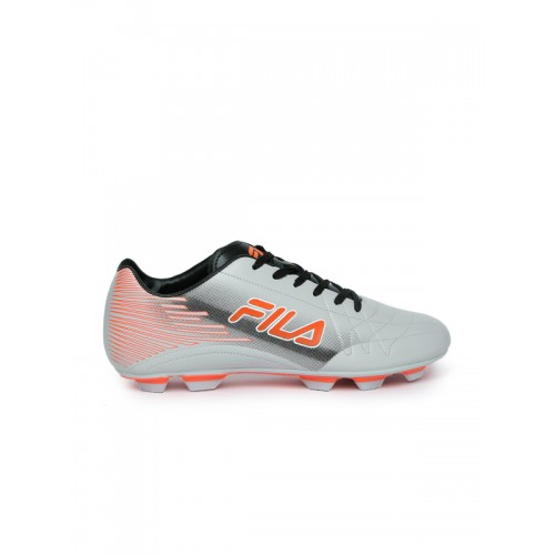 fb635852ba28 FILA Men Grey PRO MOTION Soft Court SOCCER Shoes .