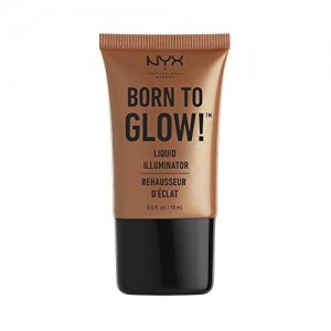 Nyx Professional Makeup Born to Glow Liquid Illuminator, Sun Goodness, 18ml