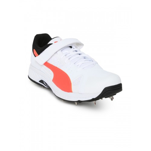 bb9ea8e50d2c73 ... Buy Puma Evospeed B White Cricket Shoes online Looksgud in