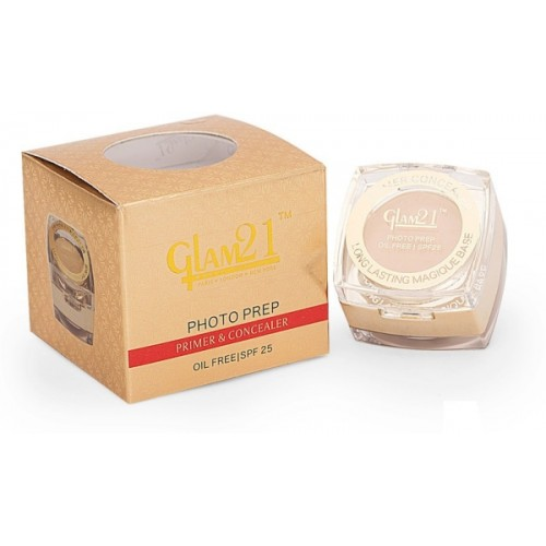 Glam 21 Photo Prep - Primer and Concealer Foundation