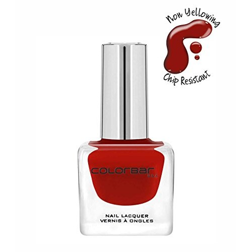 Colorbar Colorbar Luxe Nail Lacquer, All Fired Up 083, 12ml