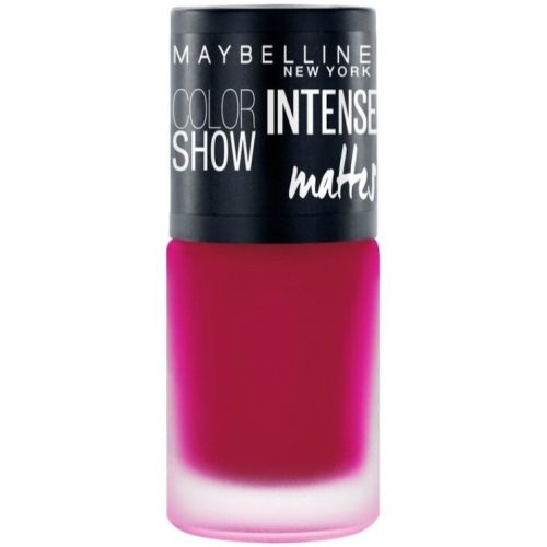 Maybelline New York Color Show Intense Nail Paint, Fierce Fuchsia, 6ml
