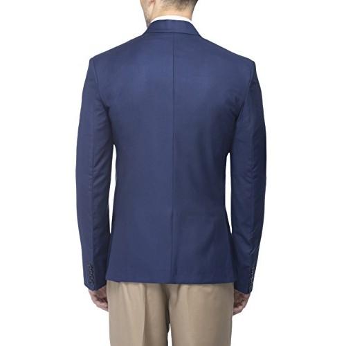 Favoroski Navy Blue Raymond Wool Blazer