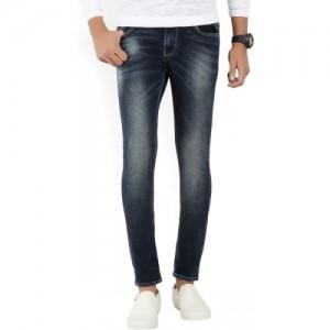 Spykar Skinny Men's Blue Jeans